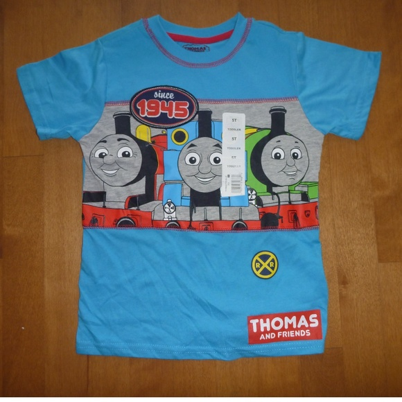 THOMAS/&FRIENDS THOMAS THE TANK ENGINE BOYS T-SHIRT K-7